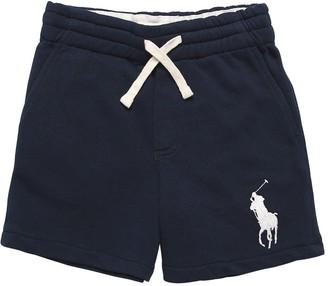 Ralph Lauren Cotton Sweat Shorts