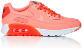 Nike Women's Air Max 90 Ultra Essential Sneakers-ORANGE