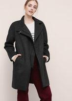 Violeta BY MANGO Unstructured Oversize Coat