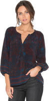 Joie Addie F Silk Blouse