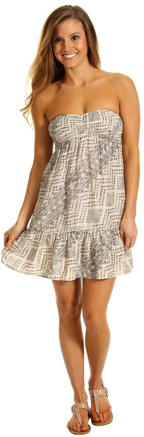 O'Neill Alongshore Dress (Sand Dollar) - Apparel