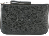 Soulland embossed front wallet - men - Leather - One Size