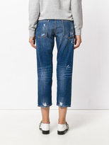 DSQUARED2 Tomboy jeans - women - Cotton/Spandex/Elastane - 36