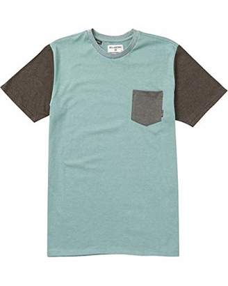 Billabong Men's Zenith Short Sleeve Crew T-Shirt 2XL