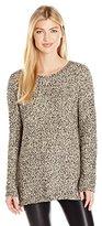 Jack by BB Dakota Women's Halette Lurex Sweater