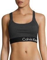 Calvin Klein Performance Strappy Medium Support Sports Bra