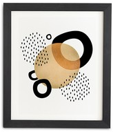 "DENY Designs DENY Minimal Graphic 11"" x 13"" Canvas"