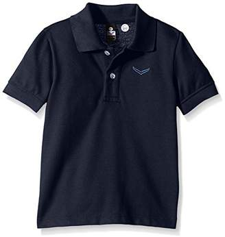 Trigema Boy's Jungen Piqué-Qualität Polo Shirt,(manufacturer Size: 140)