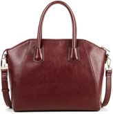 Sole Society Mikayla Medium Structured Satchel