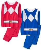 Crazy 8 Power Rangers 2-Piece Pajamas 2-Pack