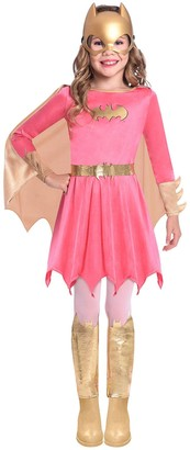 Batman Pink Batgirl Costume