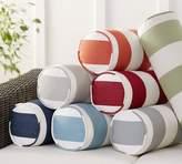 Pottery Barn PB Classic Stripe Indoor/Outdoor Bolster Pillow