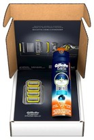 Gillette Fusion ProShield Razor Blade Refills + ProGlide Ocean Breeze Shave Gel