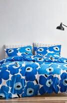 Thumbnail for your product : Marimekko Unikko Duvet Cover & Sham Set
