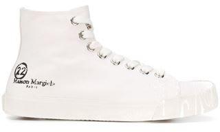 Maison Margiela Tabi High-top Sneakers