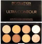 Makeup Revolution Ultra Contour Palette Medium-Dark