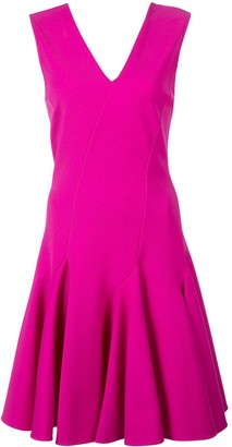 Josie Natori Knit Swing Dress