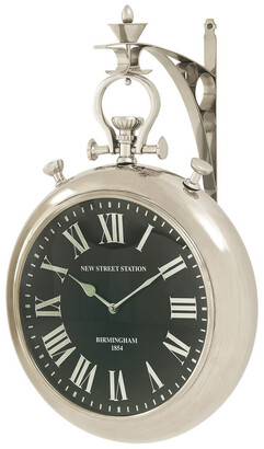 Uma Enterprises Steel Wall Clock
