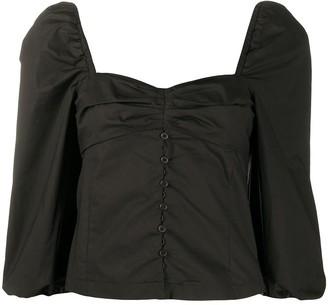 Pinko Button-Up Blouse