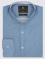 Limited Edition Tailored Fit Easy To Iron Shirt