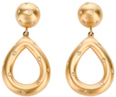 Givenchy Vintage pendant earring