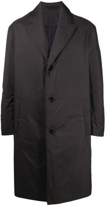 Acne Studios Padded Single-Breasted Coat