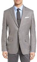 Men's John W. Nordstrom Classic Fit Houndstooth Wool Sport Coat
