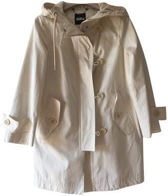 Max Mara Weekend Beige Cotton Trench Coat for Women