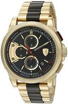 Ferrari Men's 'Formula Italia S' Quartz Stainless Steel Casual Watch (Model: 0830316)