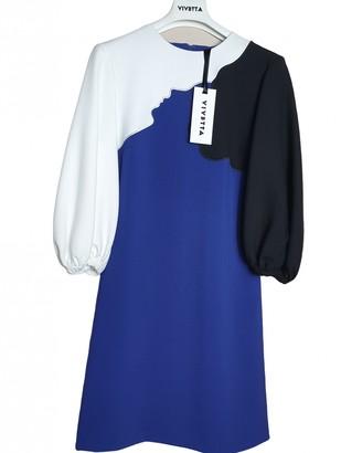 VIVETTA Multicolour Viscose Dresses