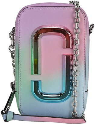 Marc Jacobs The Hot Shot Airbrushed Crossbody Bag
