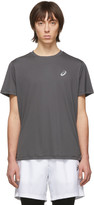 Asics Grey Silver T-Shirt