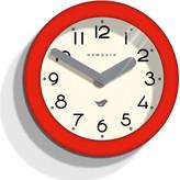 Newgate Clocks - Pantry Clock - Fire Engine Red
