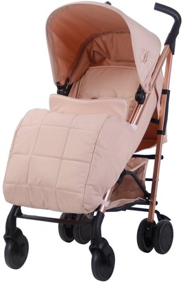 My Babiie Billie Faiers MB51 Rose Gold & Blush Stroller