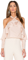 Jay Godfrey Kingston Top in Pink. - size 2 (also in )