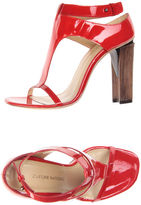 CNC Costume National High-heeled sandals