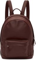 Pb 0110 Burgundy Mini Ca 7 Backpack