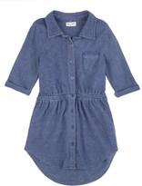 Splendid Little Girl Indigo Knit Dress