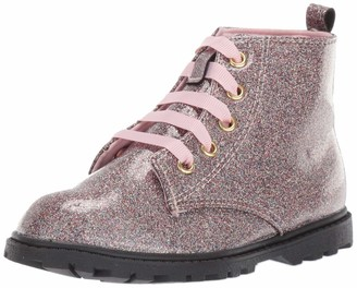 Baby Deer Girls Glitter Boots Ankle