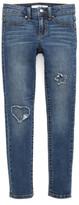 Joe's Jeans Patch Leggings (Toddler & Little Girls)