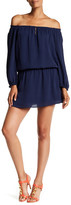 Joie Kay 3/4 Length Sleeve Silk Dress