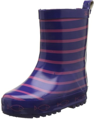 BeOnly Be Only Girls' Timouss doublure chaude Wellington Boots