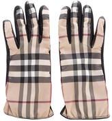 Burberry Nova Check Gloves
