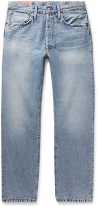 Acne Studios Distressed Denim Jeans