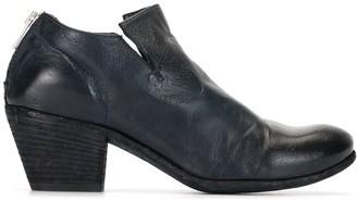 Officine Creative Short Heeled Boot