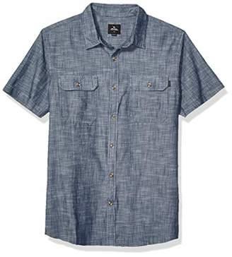 Rip Curl Men's Rudy Short Sleeve Shirt