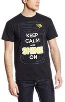 FEA Men's Florida Georgia Line Keep Calm and Shine On Men's T-Shirt