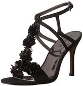 Nine West Women's Fabfour Metallic Heeled Sandal