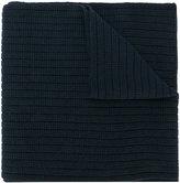 Moncler fine knit scarf