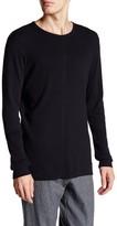 Lindbergh Long Sleeve Rib Knit Shirt
